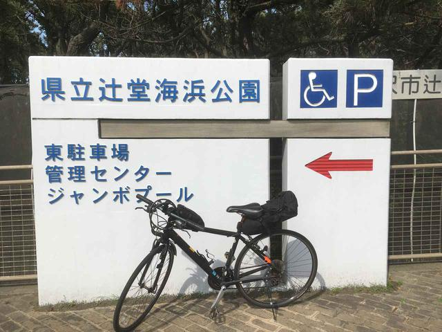 画像: 筆者撮影 西友の近くの「県立辻堂海浜公園」がピクニックにおすすめです