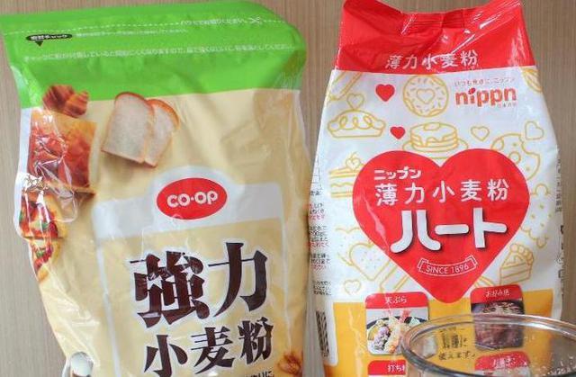 画像2: 手打ち麺(うどん)の材料は「小麦粉」  薄力粉・中力粉・強力粉のどれを使ったらいいのか解説!