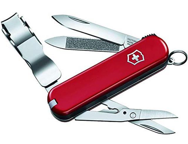 画像3: 【筆者愛用】ビクトリノックスナイフはキャンプにおすすめ! 選び方&イチオシを紹介