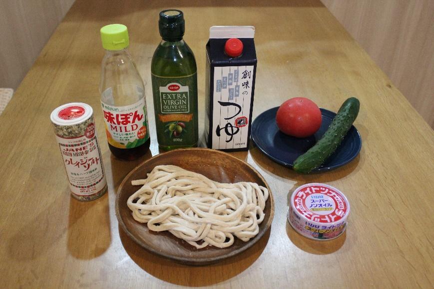 画像4: 【手作りうどん】手打麺の作り方&冷やしうどんレシピ3選! 薄力粉・中力粉・強力粉の違いも紹介