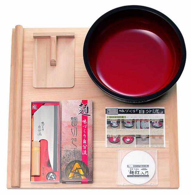 画像3: 手打麺(うどん)の作り方&冷やしうどんレシピ3選 薄力粉・中力粉・強力粉の違いも