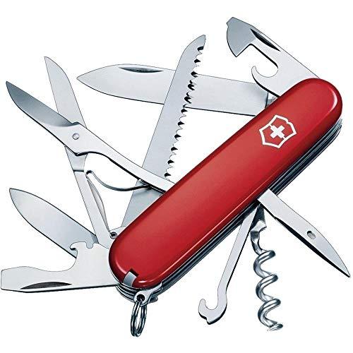 画像1: ビクトリノックスのナイフはマルチツール!キャンプへ持っていく際の選び方も紹介!