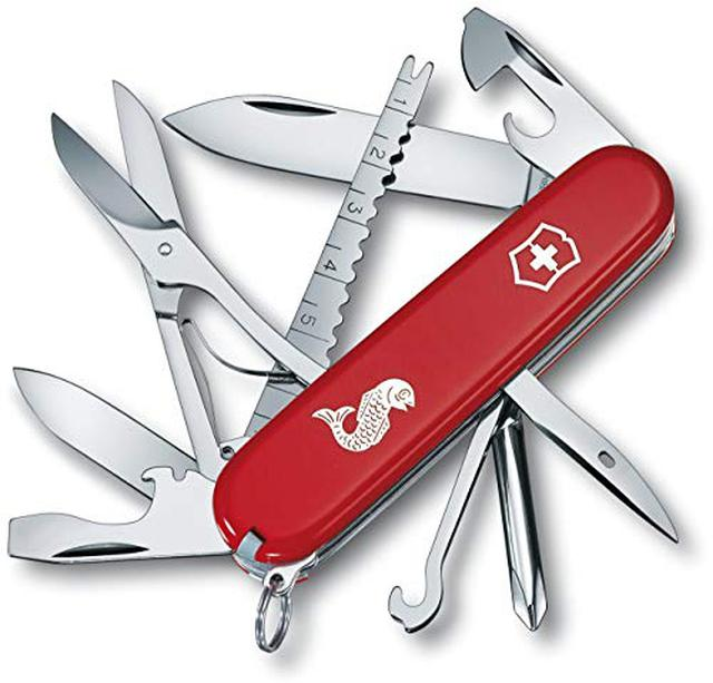 画像4: 【筆者愛用】ビクトリノックスナイフはキャンプにおすすめ! 選び方&イチオシを紹介