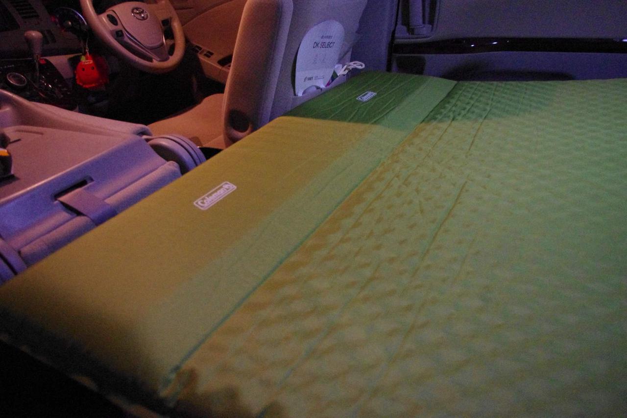 画像4: 【車中泊】初めて車中泊をしてみた! 体験談・安心グッズをご紹介!