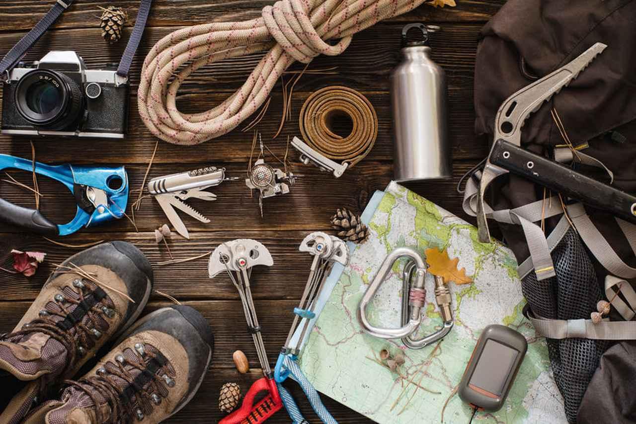 画像: 【日帰り登山装備10選】登山シーズン到来!もう1度見直してみよう、いざというときにも役立つ日帰り登山で必要な装備10選をご紹介します - ハピキャン(HAPPY CAMPER)