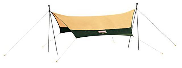 画像1: 【雨キャンプ】雨予報の時の持ち物・服装をご紹介! タープや便利なレイングッズも!