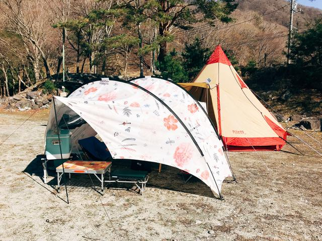画像: 【ワンポールテントの選び方】素材や使用人数で選ぶのがおすすめ お気に入りのテントを見つけよう