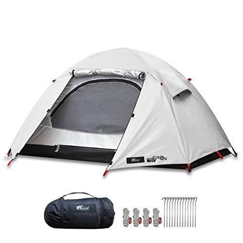 画像15: 【まとめ】ソロキャンプ用テントおすすめ15選! 人気モデルから変わり種まで一挙紹介