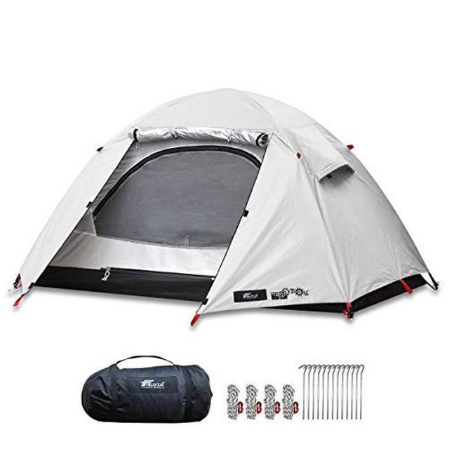 画像12: 【まとめ】ソロキャンプ用テントおすすめ12選! 人気モデルから変わり種まで一挙紹介