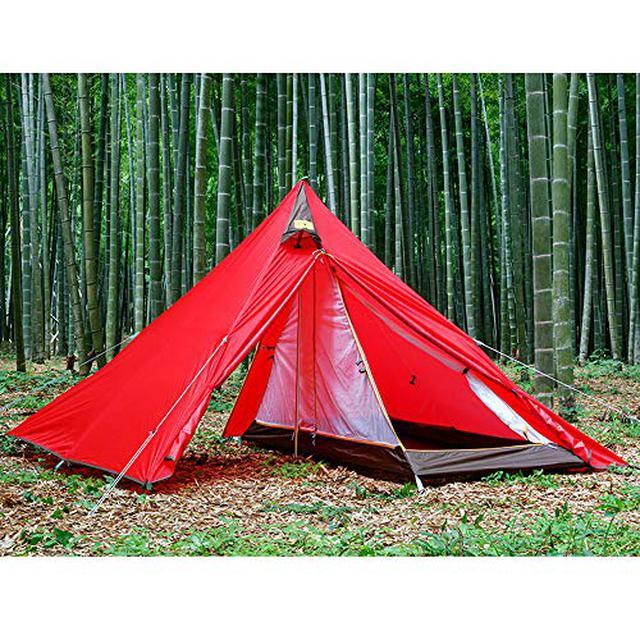 画像18: 【まとめ】ソロキャンプ用テントおすすめ12選! 人気モデルから変わり種まで一挙紹介