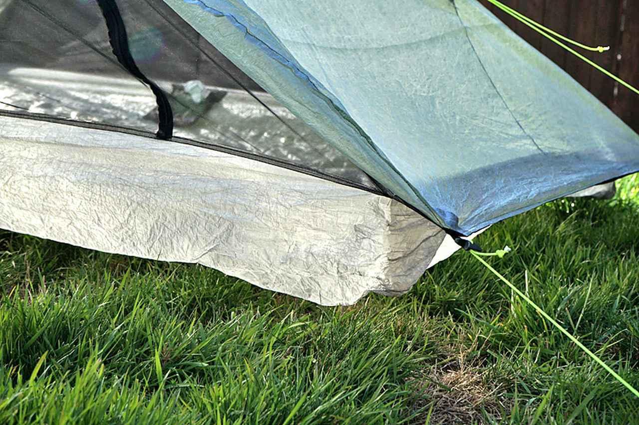 画像: 【アメリカ発】軽量&頑丈で設営も簡単! Zpacks製のおすすめテントを紹介! - ハピキャン(HAPPY CAMPER)