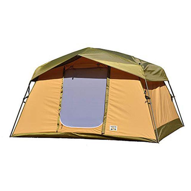 画像21: 【まとめ】ソロキャンプ用テントおすすめ12選! 人気モデルから変わり種まで一挙紹介