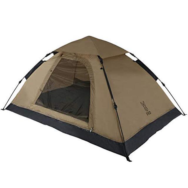 画像8: 【まとめ】ソロキャンプ用テントおすすめ12選! 人気モデルから変わり種まで一挙紹介