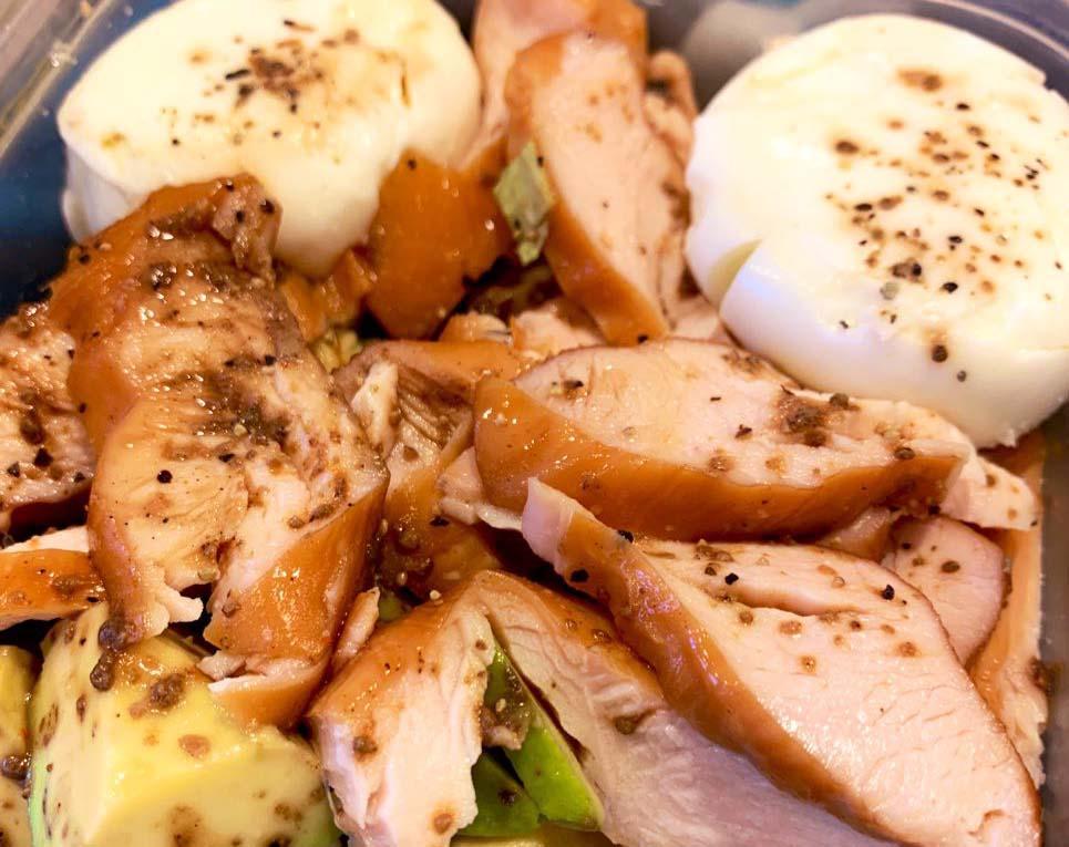 画像4: 【燻製レシピ】炊飯器で簡単に自家製スモークサラダチキンで美味しくダイエット
