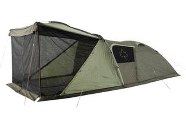画像: 【注目リリース】大型2ルームの広々設計。LOGOS(ロゴス)の「neos PANELダブルリビングドーム XL-BJ」でテント泊をくつろごう!