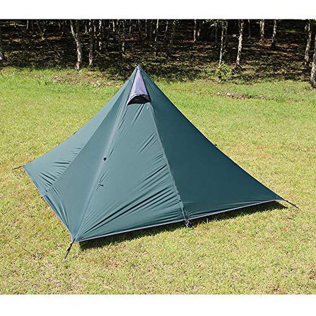 画像20: 【まとめ】ソロキャンプ用テントおすすめ12選! 人気モデルから変わり種まで一挙紹介
