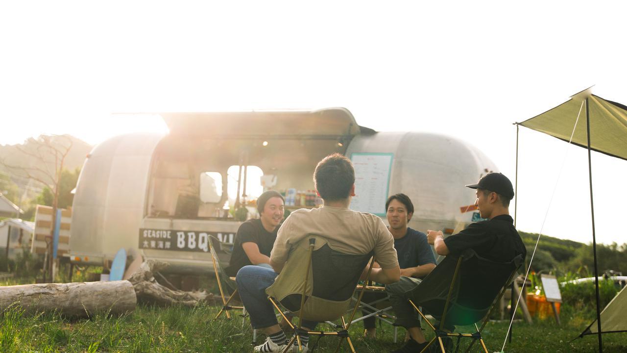 画像5: 写真提供:シーサイド太東海岸BBQ Village