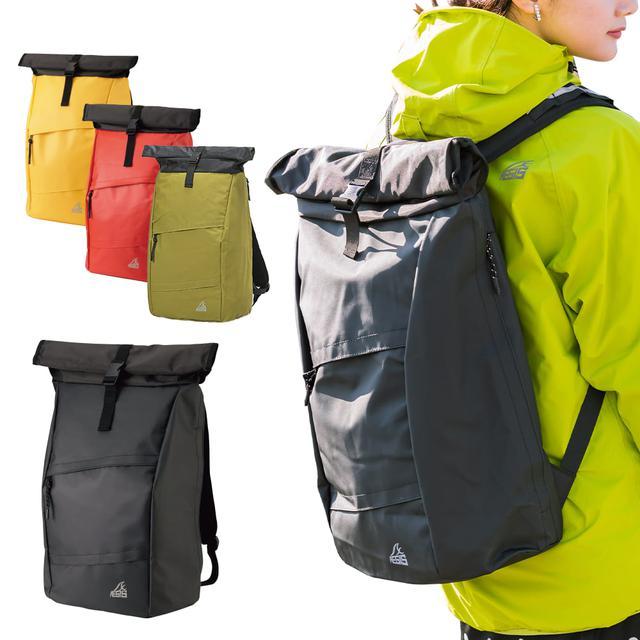 画像2: ワークマンなどの防水バッグ&リュックおすすめ8選 雨の登山やバイクツーリングにも