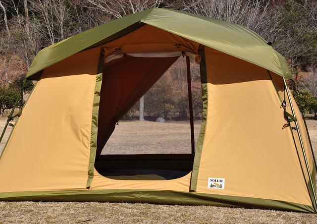 画像17: 【まとめ】2〜3人キャンプにおすすめのテント8選! テンマクデザイン・DOD・muracoほか