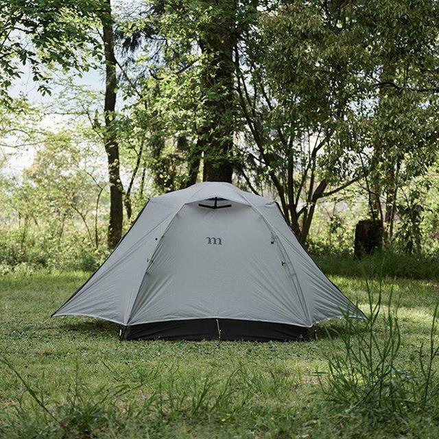 画像12: 【まとめ】2〜3人キャンプにおすすめのテント8選! テンマクデザイン・DOD・muracoほか