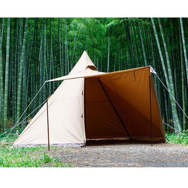 画像15: 【まとめ】2〜3人キャンプにおすすめのテント8選! テンマクデザイン・DOD・muracoほか