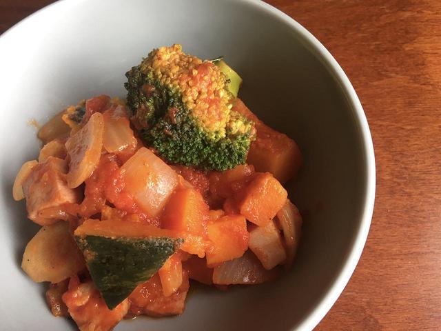 画像: 【レシピ公開】かぼちゃなどの冬野菜を使ったラタトゥイユの作り方&アレンジ方法! - ハピキャン(HAPPY CAMPER)