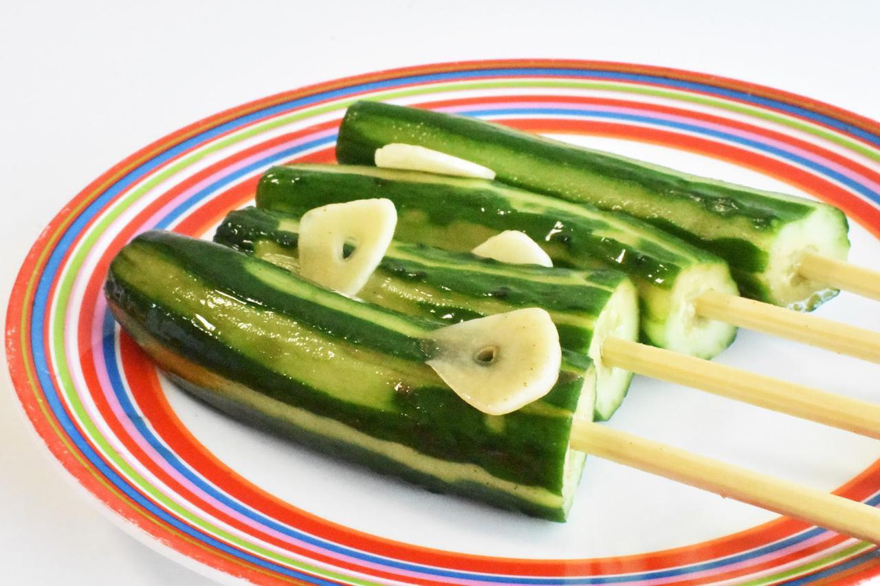 画像: 【夏レシピ】おつまみに最適!きゅうりの美味しい食べ方と料理に合う切り方のコツも紹介 - ハピキャン(HAPPY CAMPER)
