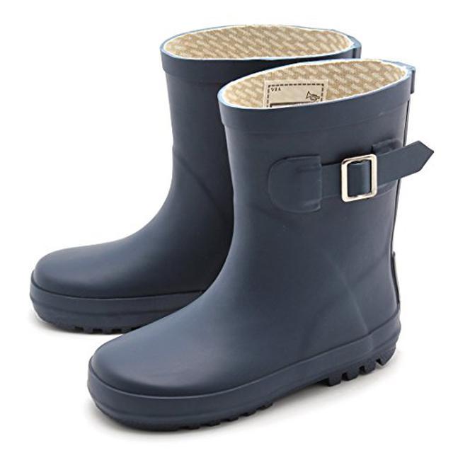 画像2: 【キッズ用長靴】雨の日でもおしゃれに! キッズ向けのおすすめレインブーツ7選