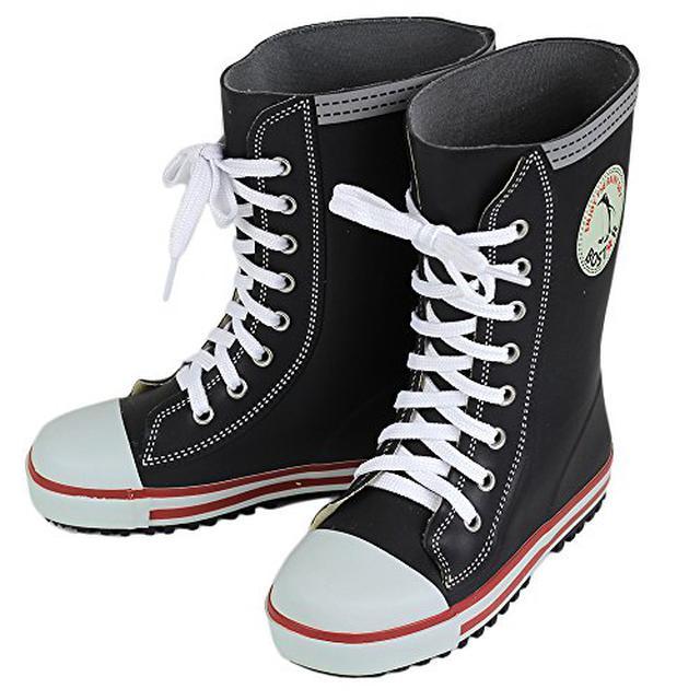 画像4: 【キッズ用長靴】雨の日でもおしゃれに! キッズ向けのおすすめレインブーツ7選