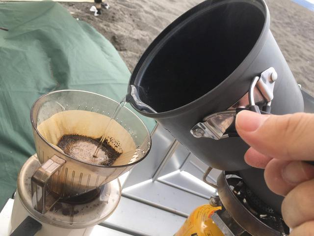 画像: 筆者撮影 最近コーヒーのおいしさに気づきました。