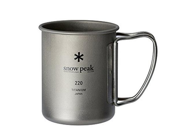 画像4: 【筆者愛用】スノーピークのコーヒーミルはキャンプ&おうちで活躍! 至福のコーヒータイムを