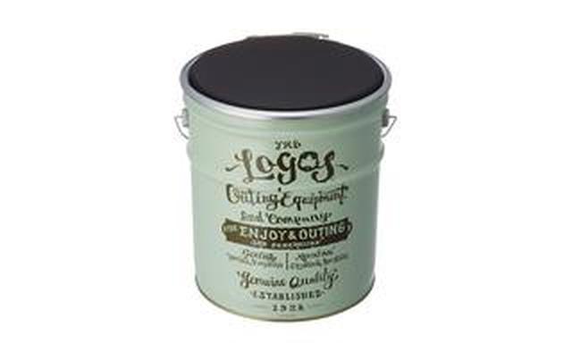 画像: 【注目リリース】フタを閉じればスツールに。LOGOS(ロゴス)の「ヴィンテージペールCAN」が洒落ています!