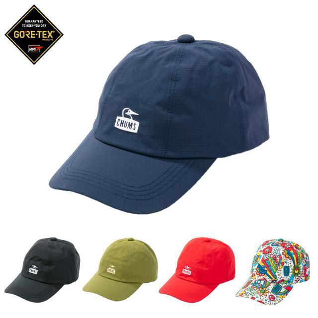 画像5: CHUMS(チャムス)初! ゴアテックスの防水ジャケットや帽子を一挙紹介!