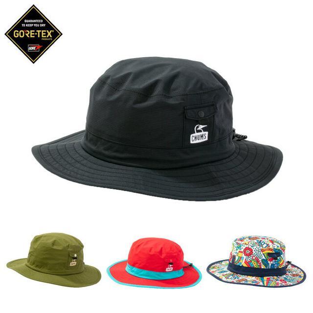 画像4: CHUMS(チャムス)初! ゴアテックスの防水ジャケットや帽子を一挙紹介!