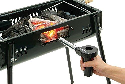 画像2: 【初心者必見】キャンプやBBQで火起こし!オガ炭・備長炭などという炭の選び方や乾電池での火起こし方まで解説