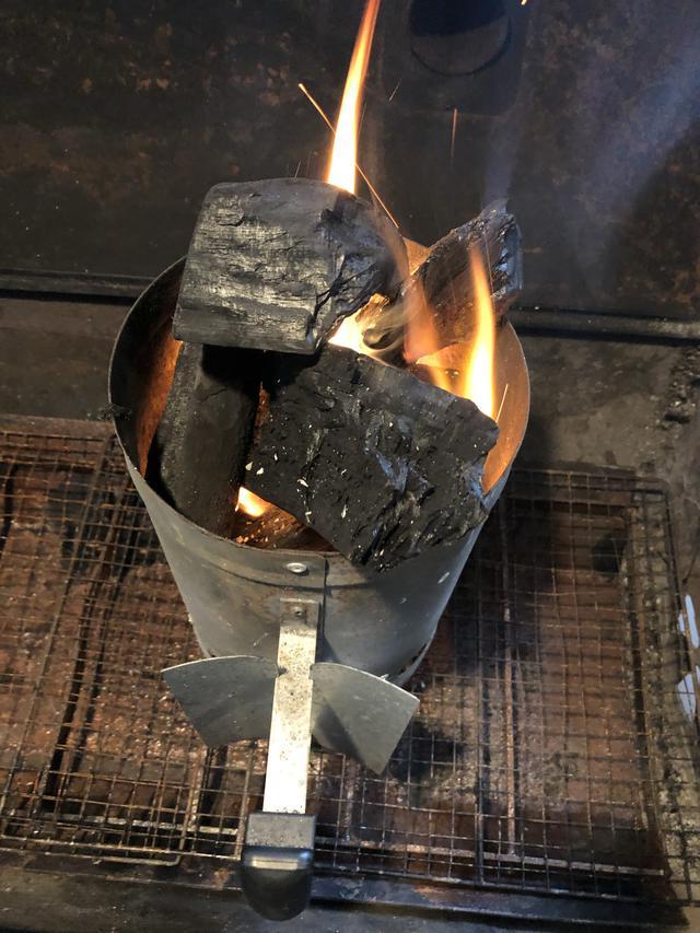 画像: 火起こし器 イメージ