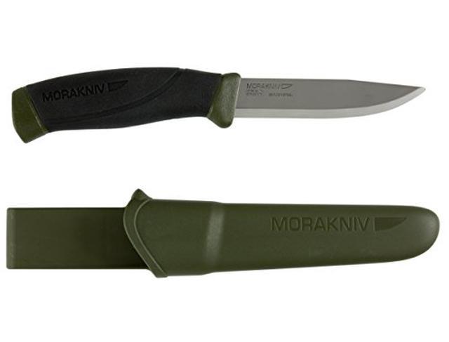 画像6: キャンパーに人気の「モーラナイフ」 人気の理由&おすすめ3選をご紹介