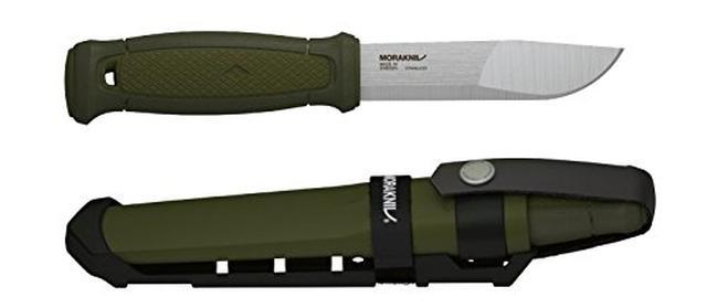 画像9: キャンパーに人気の「モーラナイフ」 人気の理由&おすすめ3選をご紹介