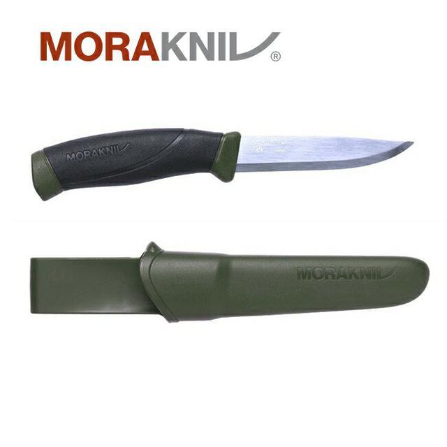 画像1: キャンパーに人気の「モーラナイフ」 人気の理由&おすすめ3選をご紹介