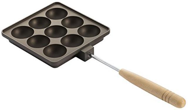 画像2: 【たこ焼き器で簡単スイーツ】アレンジお菓子レシピ5選 たこ焼き後のデザートに!