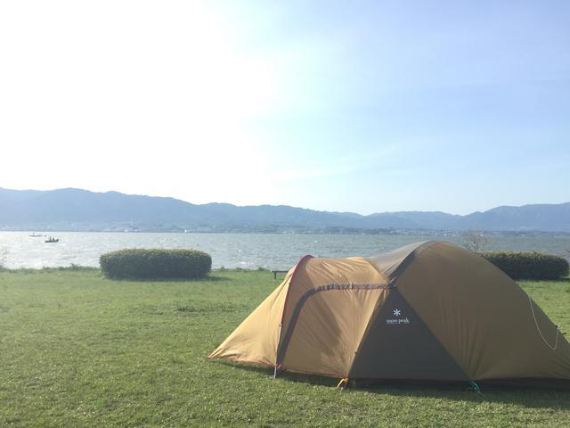 画像: 初心者におすすめのキャンプ用品①テント