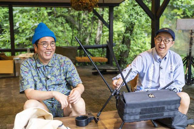 画像: photographer 吉田 達史 お二人とも楽しそう!