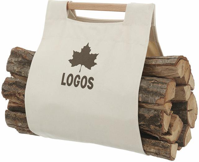 画像3: 「薪バッグ」があれば薪の持ち運びが簡単に!  DOD・ロゴスなどのおすすめ5選を紹介