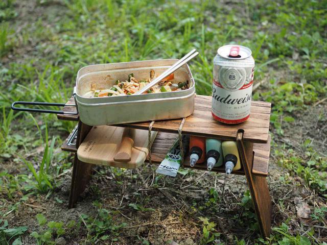 画像1: 超万能調味料 『割り下』と『ラージメスティン』で朝昼晩のキャンプご飯をつくろう - ハピキャン(HAPPY CAMPER)