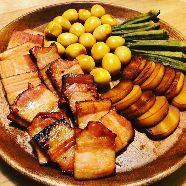 画像: メスティンレシピ①メスティンで簡単!絶品燻製の作り