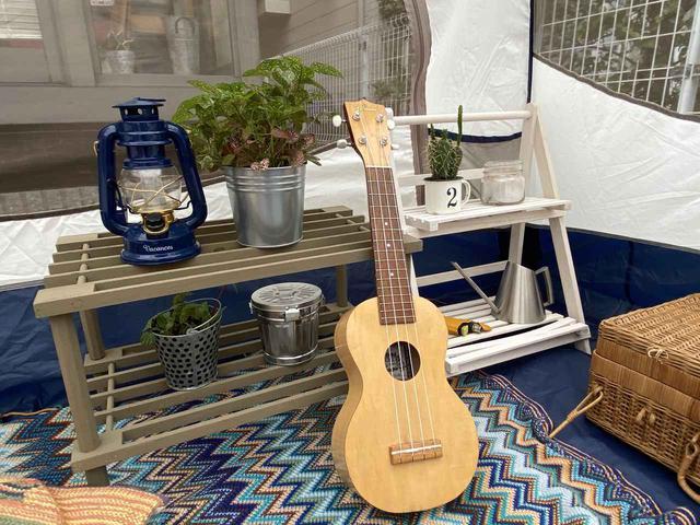 画像: 【初心者DIY】「ダイソーの木製ラック」を塗装でリメイク! オリジナル家具に大変身 - ハピキャン(HAPPY CAMPER)