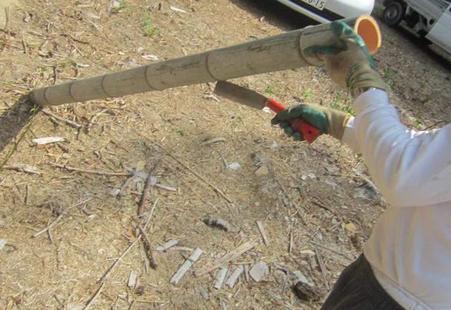 画像1: 【流しそうめんDIY】本格的な竹を使った流しそうめん用『流し竹』のDIYをご紹介!キャンプ場でも楽しめます!