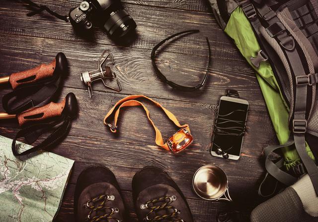 画像: 赤岳登山・山小屋泊でのおすすめ装備品リスト!テント泊の場合はさらに荷物が増えるため注意が必要