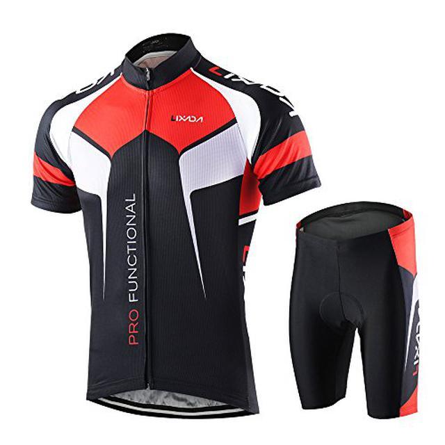 画像1: 【サイクルジャージ】サイクリングのおすすめの服装(ウェア)・サングラスをご紹介!