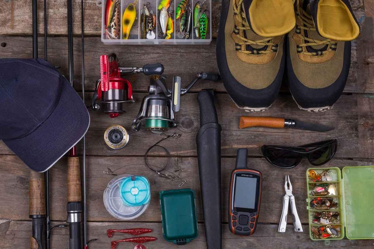 画像: 釣り用スパイクシューズは普通のシューズと同じように選ぶだけ! サイズ感には注意が必要
